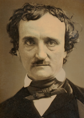 Mapping Edgar Allan Poe's Terror