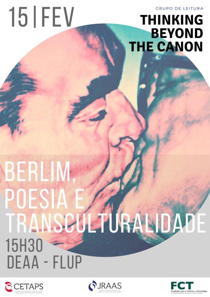 Berlim, Poesia e Transculturalidade