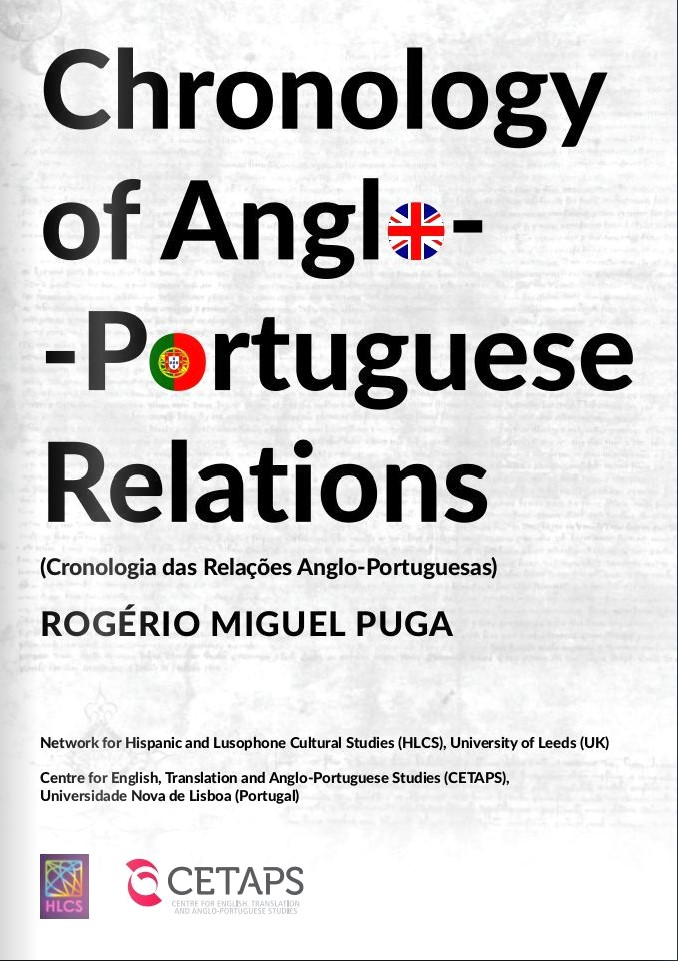 Chronology of Anglo-Portuguese Relations